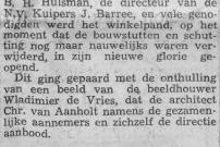 19590220 Nieuwsblad van het Noorden - beeld voor N.V. Kuipers