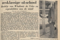 19590710 Friese koerier - ram in Oosterwolde
