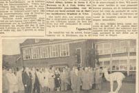 19600630 Nieuwsblad van het Noorden - Reebokje in Uithuizen