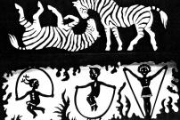 Selectie silhouetten in Delfzijl