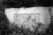 Grafsteen Bonthuis in Haren